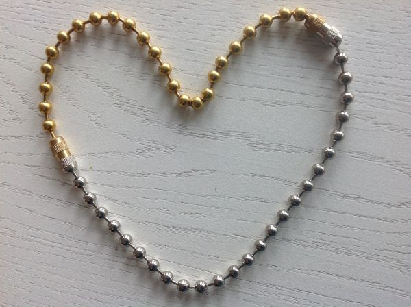Bead chain- set of five